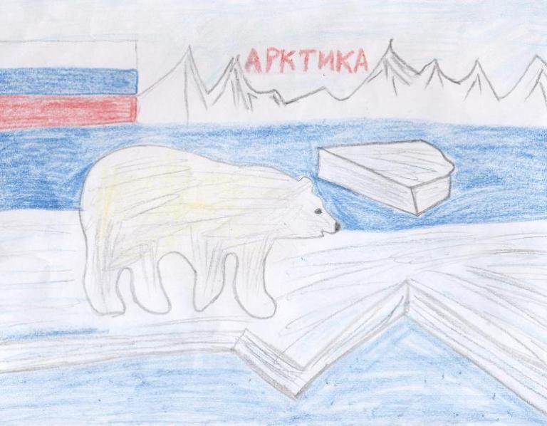 Амина Рагимова, 5 лет